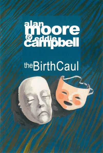Birth Caul comic books