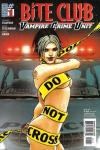Bite Club: Vampire Crime Unit #1 comic books - cover scans photos Bite Club: Vampire Crime Unit #1 comic books - covers, picture gallery