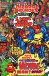 Bizarre Heroes #13 Comic Books - Covers, Scans, Photos  in Bizarre Heroes Comic Books - Covers, Scans, Gallery