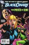 Black Canary #3 Comic Books - Covers, Scans, Photos  in Black Canary Comic Books - Covers, Scans, Gallery
