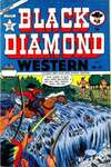 Black Diamond Western #27 comic books - cover scans photos Black Diamond Western #27 comic books - covers, picture gallery