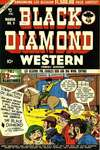Black Diamond Western comic books
