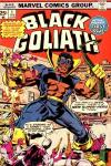 Black Goliath Comic Books. Black Goliath Comics.