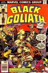 Black Goliath #5 Comic Books - Covers, Scans, Photos  in Black Goliath Comic Books - Covers, Scans, Gallery