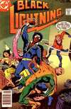 Black Lightning #6 comic books - cover scans photos Black Lightning #6 comic books - covers, picture gallery