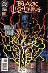Black Lightning #13 comic books - cover scans photos Black Lightning #13 comic books - covers, picture gallery