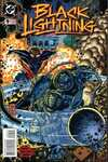 Black Lightning #9 comic books - cover scans photos Black Lightning #9 comic books - covers, picture gallery
