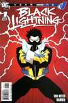 Black Lightning: Year One #1 comic books - cover scans photos Black Lightning: Year One #1 comic books - covers, picture gallery
