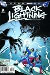 Black Lightning: Year One #3 Comic Books - Covers, Scans, Photos  in Black Lightning: Year One Comic Books - Covers, Scans, Gallery
