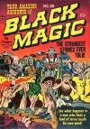 Black Magic: Volume 1 #2 Comic Books - Covers, Scans, Photos  in Black Magic: Volume 1 Comic Books - Covers, Scans, Gallery