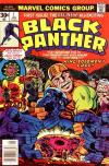 Black Panther comic books
