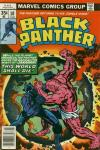 Black Panther #10 comic books - cover scans photos Black Panther #10 comic books - covers, picture gallery