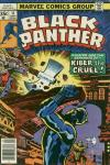 Black Panther #11 comic books - cover scans photos Black Panther #11 comic books - covers, picture gallery