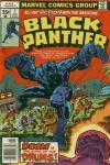 Black Panther #7 Comic Books - Covers, Scans, Photos  in Black Panther Comic Books - Covers, Scans, Gallery