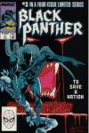 Black Panther #3 comic books - cover scans photos Black Panther #3 comic books - covers, picture gallery