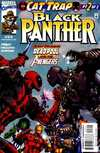 Black Panther #23 Comic Books - Covers, Scans, Photos  in Black Panther Comic Books - Covers, Scans, Gallery