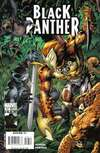 Black Panther #37 comic books for sale