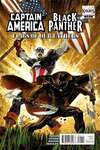 Black Panther/Captain America: Flags of Our Fathers comic books