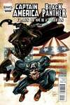 Black Panther/Captain America: Flags of Our Fathers #2 comic books - cover scans photos Black Panther/Captain America: Flags of Our Fathers #2 comic books - covers, picture gallery