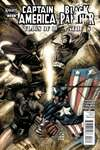 Black Panther/Captain America: Flags of Our Fathers #3 comic books - cover scans photos Black Panther/Captain America: Flags of Our Fathers #3 comic books - covers, picture gallery