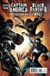 Black Panther/Captain America: Flags of Our Fathers #4 comic books for sale