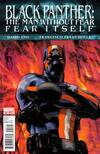 Black Panther: The Man Without Fear #521 comic books - cover scans photos Black Panther: The Man Without Fear #521 comic books - covers, picture gallery