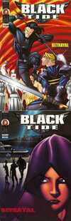 Black Tide #4 comic books - cover scans photos Black Tide #4 comic books - covers, picture gallery
