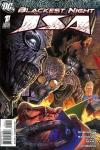 Blackest Night: JSA Comic Books. Blackest Night: JSA Comics.