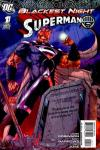Blackest Night: Superman #1 comic books for sale