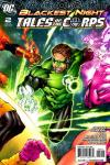 Blackest Night: Tales of the Corps #2 Comic Books - Covers, Scans, Photos  in Blackest Night: Tales of the Corps Comic Books - Covers, Scans, Gallery