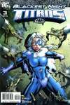 Blackest Night: Titans #3 comic books - cover scans photos Blackest Night: Titans #3 comic books - covers, picture gallery