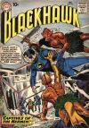 Blackhawk #145 comic books - cover scans photos Blackhawk #145 comic books - covers, picture gallery