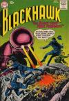 Blackhawk #154 comic books - cover scans photos Blackhawk #154 comic books - covers, picture gallery