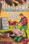 Blackhawk #206 comic books - cover scans photos Blackhawk #206 comic books - covers, picture gallery