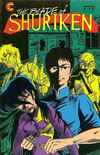 Blade of Shuriken #4 comic books - cover scans photos Blade of Shuriken #4 comic books - covers, picture gallery