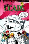 Blip and the C.C.A.D.S #2 comic books for sale