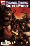 Blood Bowl: Killer Contract #4 Comic Books - Covers, Scans, Photos  in Blood Bowl: Killer Contract Comic Books - Covers, Scans, Gallery
