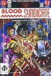 Blood Syndicate comic books