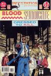 Blood Syndicate #13 Comic Books - Covers, Scans, Photos  in Blood Syndicate Comic Books - Covers, Scans, Gallery