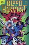 Blood is the Harvest comic books