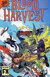 Blood is the Harvest #2 comic books - cover scans photos Blood is the Harvest #2 comic books - covers, picture gallery