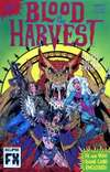 Blood is the Harvest #4 comic books - cover scans photos Blood is the Harvest #4 comic books - covers, picture gallery