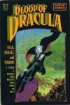 Blood of Dracula #4 comic books for sale