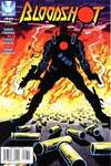 Bloodshot #46 comic books - cover scans photos Bloodshot #46 comic books - covers, picture gallery