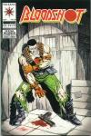 Bloodshot #8 Comic Books - Covers, Scans, Photos  in Bloodshot Comic Books - Covers, Scans, Gallery