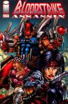 Bloodstrike Assassin comic books