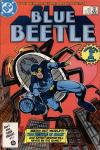Blue Beetle comic books
