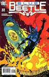 Blue Beetle #22 comic books for sale