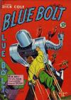 Blue Bolt #11 Comic Books - Covers, Scans, Photos  in Blue Bolt Comic Books - Covers, Scans, Gallery