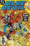 Blue Devil #10 comic books for sale